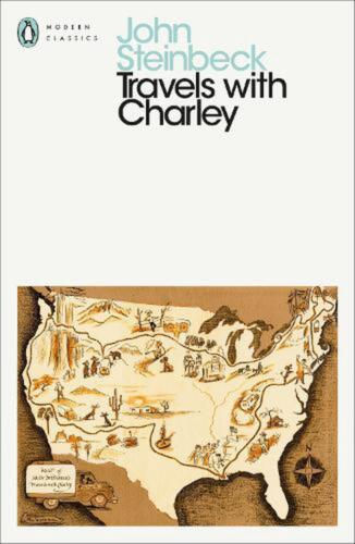 Travels with Charley: In Search of America by John Steinbeck (English) Paperback