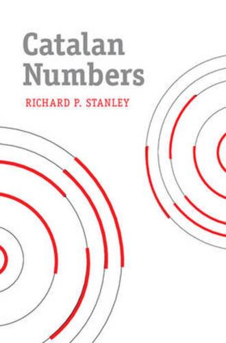 Catalan Numbers by Richard P. Stanley (English) Paperback Book Free Shipping!