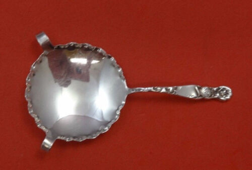 """Heraldic by Whiting Sterling Silver Brandy Warmer 3 3/4"""" Antique Rare Vintage"""