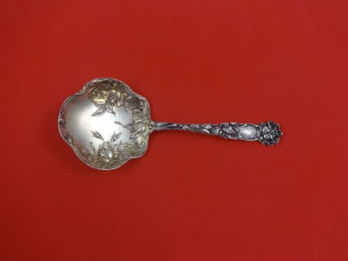 Bridal Rose by Alvin Sterling Silver Confection Spoon 5 3/8""