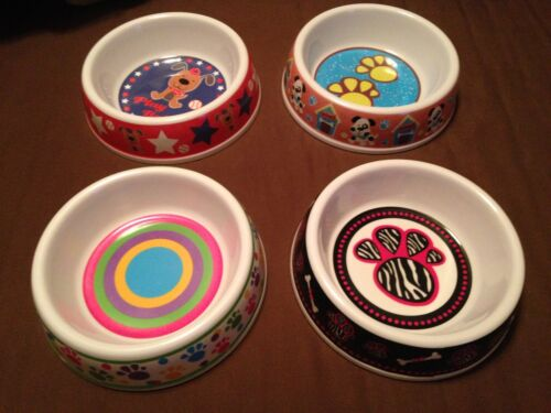 Cute Prints Pet Bowl Large or Small Dog or Cat  ***FREE SHIPPING***