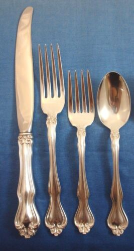 George and Martha by Westmorland Sterling Silver Flatware Set Service 24 Pieces