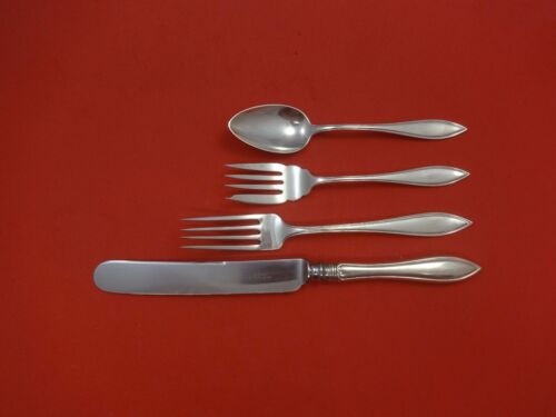 Norman by Birks Sterling Silver Regular Size Place Setting(s) 4pc