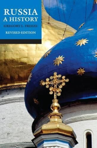 Russia: A History by Gregory L. Freeze (English) Paperback Book Free Shipping!