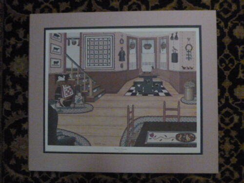 """Pat Pearson Signed and Numbered Print- """"Room For Everyone"""" #193/950"""