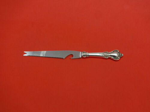 """Delacourt by Lunt Sterling Silver Bar Knife 9 1/8"""" HHWS  Custom Made"""