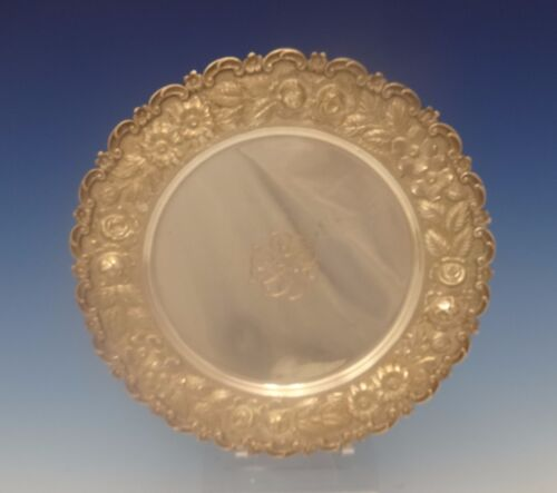 Baltimore Beauty by Baltimore Silversmiths Sterling Silver Dessert Plate #0305