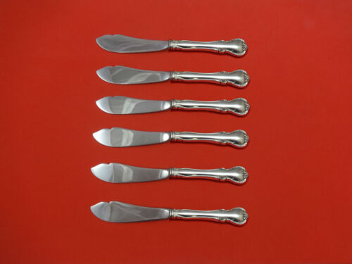 French Provincial by Towle Sterling Silver Trout Knife Set 6pc HHWS  Custom Made