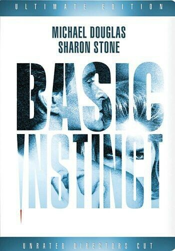 Basic Instinct [Ultimate Edition - Unrated Director's Cut] (2006, DVD NEW)
