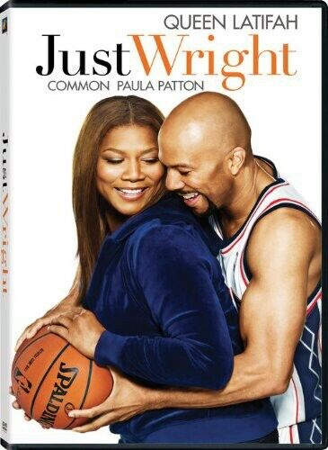 Just Wright (2012, DVD NEW)