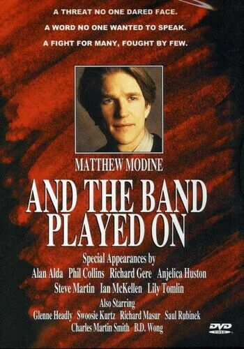 And the Band Played On (2009, DVD NEW)