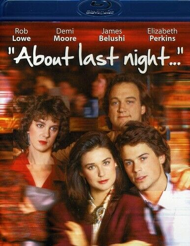 [BLU-RAY/A NEW] ABOUT LAST NIGHT...