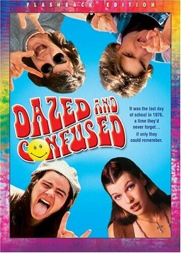 [DVD NTSC/1 NEW] DAZED AND CONFUSED [WS] [FLASHBACK EDITION]