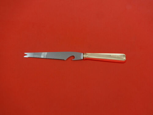 """Lady Baltimore by Whiting Sterling Silver Bar Knife 9 1/8"""" HHWS  Custom Made"""