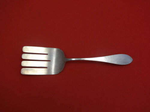 """Old Newbury by Old Newbury Crafters Onc Sterling Silver Asparagus Fork 10"""""""