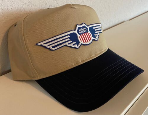 Cap / Hat UP Union Pacific Wings Railroad #22332 - NEW
