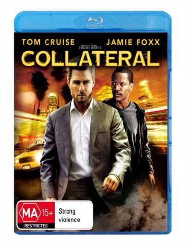 Collateral - BLR Region B Free Shipping!