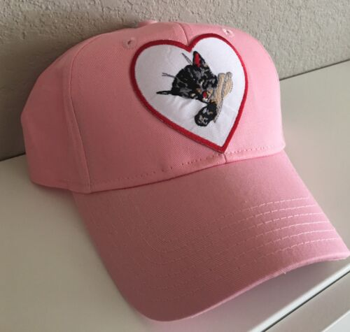 Cap / Hat  - Chessie Cat Railroad (C&O) - Pink #22273- NEW