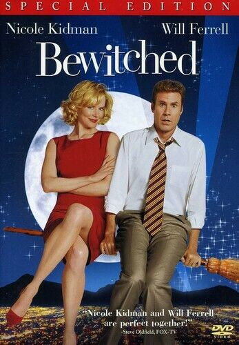 Bewitched [WS] (2006, DVD NEW)
