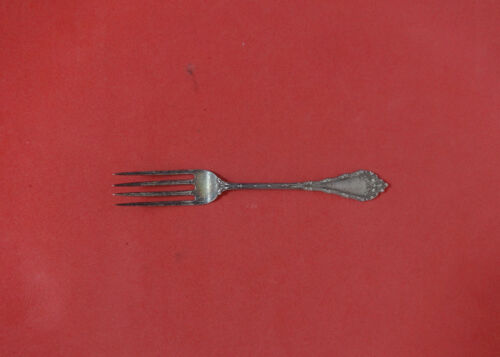 """Madame Royale by Durgin Sterling Silver Junior Childs Fork 6 1/8"""""""