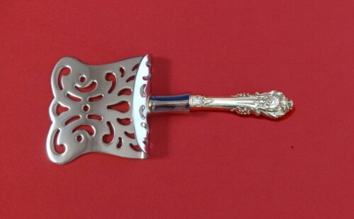 Sir Christopher by Wallace Sterling Silver Petit Four Server HHWS  Custom 6""