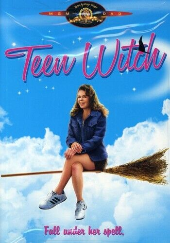 [DVD NTSC/1 NEW] TEEN WITCH