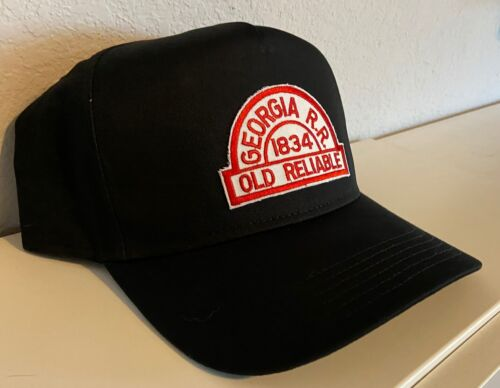 Cap / Hat - Georgia Railroad - Old Reliable #6873  NEW