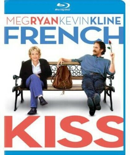 French Kiss (2013, Blu-ray NEW) BLU-RAY/WS