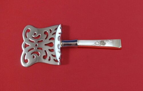 Classic Rose by Reed & Barton Sterling Silver Petit Four Server HHWS  Custom 6""