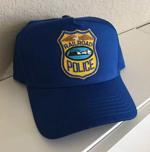 Cap / Hat - Railroad Police #22304  NEW