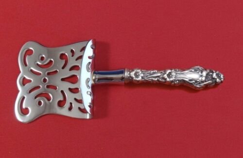 """Lily by Whiting Sterling Silver Petit Four Server HHWS  Custom Made 6"""""""