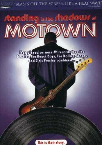 [DVD NTSC/1 NEW] STANDING IN THE SHADOWS OF MOTOWN [2 DISCS]