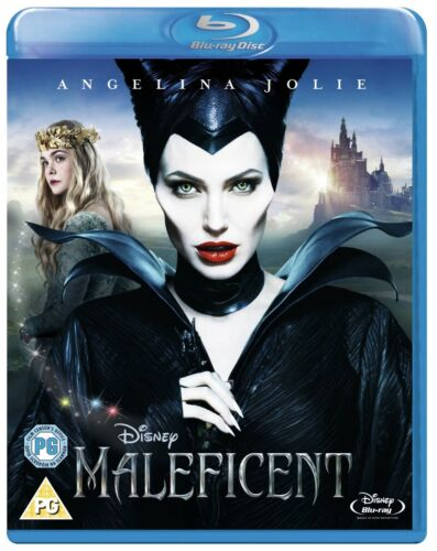 Maleficent (Blu-ray - Disc only)