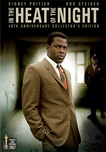 In the Heat of Night [40th Anniversary Edition] (2009, DVD NEW)