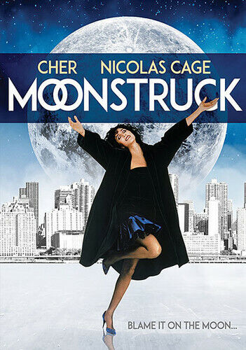 Moonstruck [Deluxe Edition] (2012, DVD NEW)