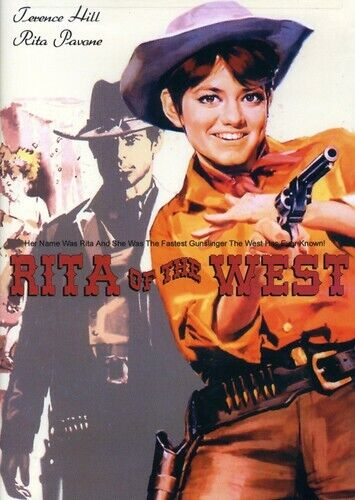 Rita of the West (2006, DVD NEW)