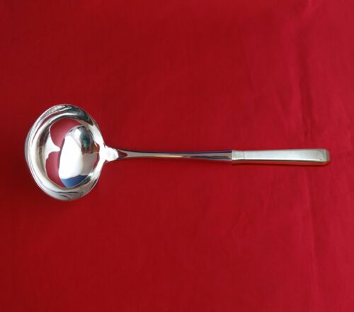 """Craftsman by Towle Sterling Silver Soup Ladle HHWS Custom Made 10 1/2"""""""