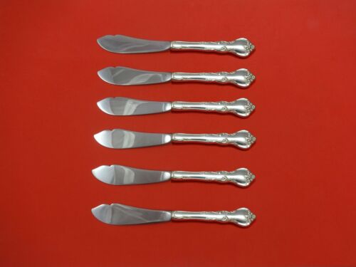 Savannah by Reed and Barton Sterling Silver Trout Knife Set 6pc HHWS  Custom