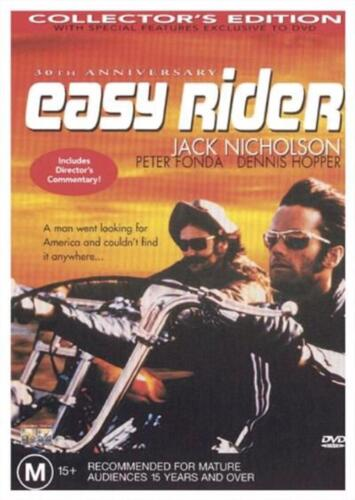 Easy Rider (Collector's Edition) - DVD Region 2 Free Shipping!