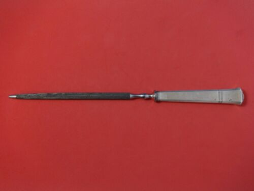 Windham by Tiffany & Co. Sterling Silver Roast Carving Hone 13 1/2""