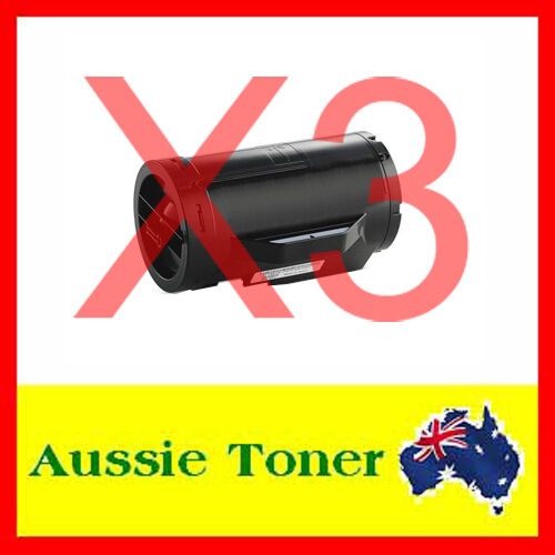 3 x Compatible Toner Cartridges for Dell S2810dn S2815dn H815dw S2810 S2815 H815