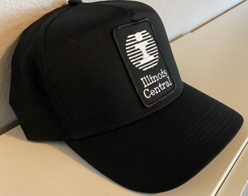 Cap / Hat - Illinois Central Railroad (IC) - #22221-  NEW