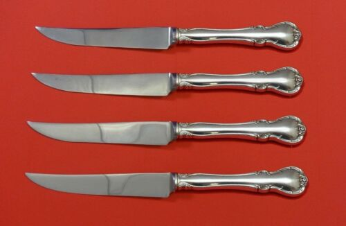 French Provincial by Towle Sterling Silver Steak Knife Set 4pc HHWS  Custom Made