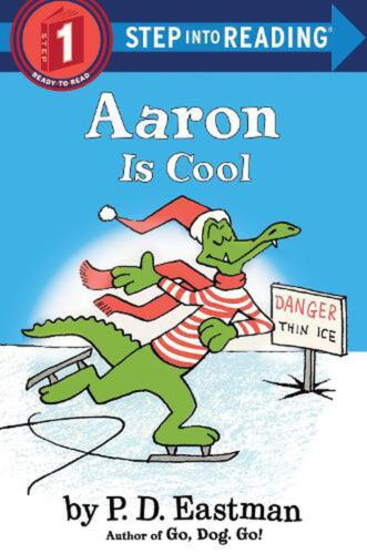 Aaron Is Cool by P.D. Eastman (English) Paperback Book Free Shipping!