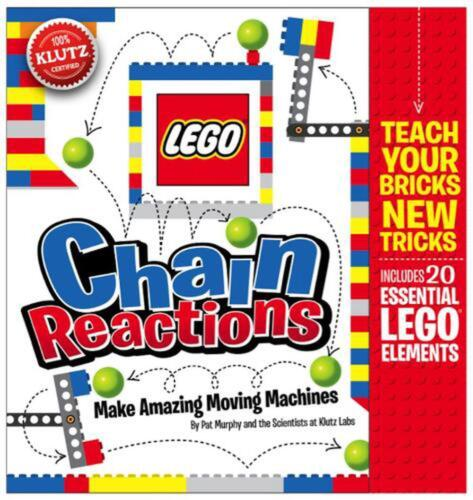 Lego Chain Reactions by Pat Murphy (English) Book & Merchandise Book Free Shippi