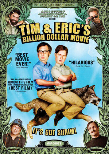 [DVD NTSC/1 NEW] TIM & ERIC'S BILLION DOLLAR MOVIE