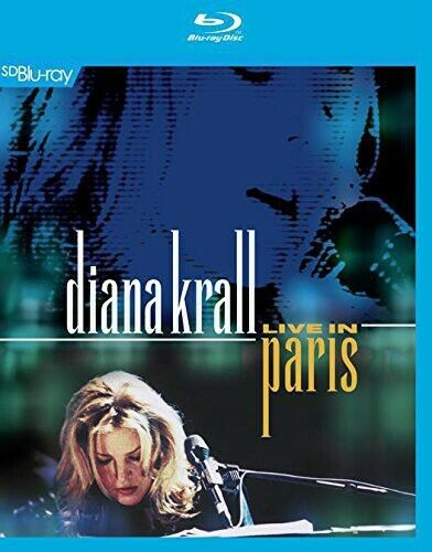 Live In Paris (2014, Blu-ray NEW)