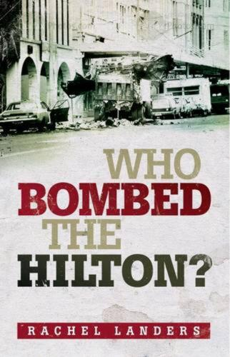 Who Bombed the Hilton? by Rachel Landers (English) Paperback Book Free Shipping!