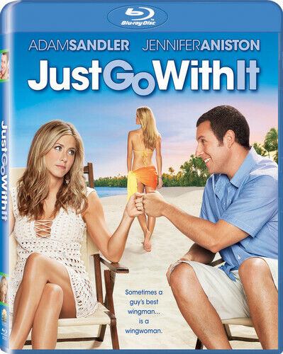 Just Go With It (2011, Blu-ray NEW)