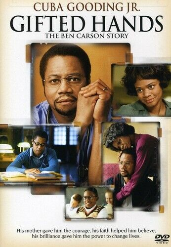 [DVD NTSC/1 NEW] GIFTED HANDS: THE BEN CARSON STORY